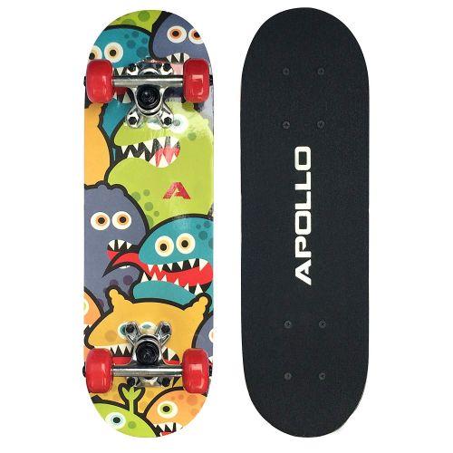 """Детски скейтборд """"Monsterskate"""" Apollo"""
