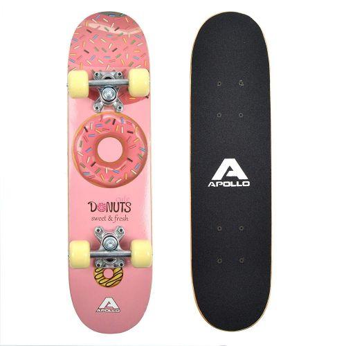 """Детски скейтборд """"Donut"""" Apollo"""